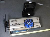 Galaxy GTX 460 WHDI Edition – первая в мире беспроводная видеокарта