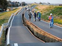 Сетевая инфраструктура Японии понесла значительные потери из-за землетресения
