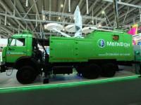 «Мегафон» сделал из КАМАЗа базовую станцию