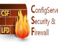 Как установить и настроить ConfigServer Security Firewall