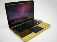 Macbook Pro: весь покрытый золотом. Абсолютно весь