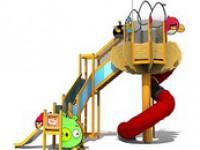 Первый парк развлечений Angry Birds откроют в 2012 году