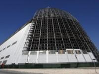 Google намерен разместить в легендарном ангаре Hangar One свой авиафлот