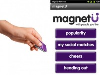 Социальная сеть MagnetU. Вход строго по пропускам