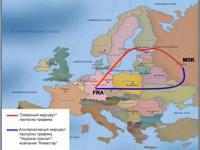 «Киевстар» развивает собственный маршрут обмена трафиком между Европой и СНГ