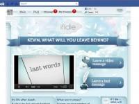 Как написать завещание в Facebook
