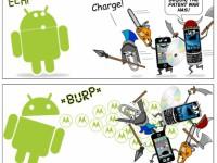 После покупки Motorola Google оказалась втянута в патентные войны