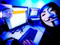 Сторонники группы Anonymous сами стали жертвами хакеров