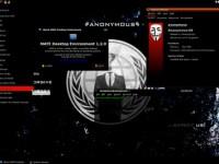 Хакерская группа Anonymous выпустила собственную операционную систему