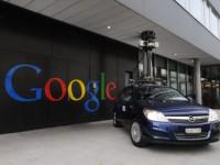 Google Street View пришёл в Украину