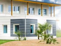 Полупрозрачные солнечные батареи – будущие окна домов?