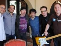 U2 стали инвесторами файлообменного сервиса Dropbox