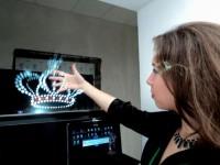 DisplAir: интерактивные «туманные» дисплеи