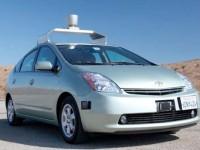 «Беспилотные» автомобили Google уже на дорогах