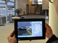 Smartsense — навигационная система, работающая в помещении