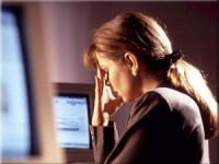 Депрессия влияет на поведение человека в Интернете