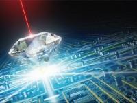Первый квантовый компьютер внутри алмаза