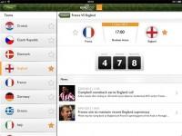 Вышло официальное мобильное приложения UEFA EURO 2012