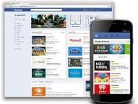 Facebook открыл собственный магазин приложений