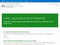 Сервис электронной почты Hotmail ждёт переименование и новый дизайн