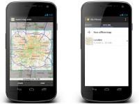 Карты Google для Android без подключения к Интернету