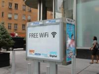 В Нью-Йорке из телефонных будок сделают точки бесплатного Wi-Fi