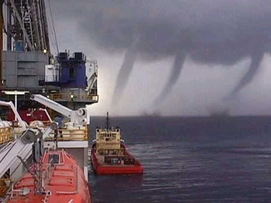 Тройной ураган