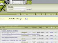Торрент Demonoid прекратил работу после проверок правоохранительных органов
