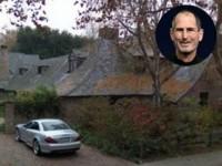 Ограблен дом Стива Джобса. Грабитель пойман после активации iPhone