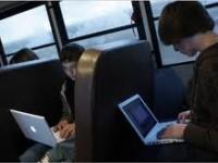 Как используют WiFi в общественном транспорте