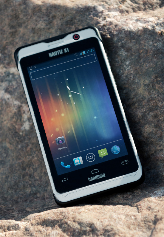Handheld-Nautiz-X1
