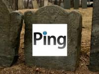 Идея социальной сети Ping оказалась провальной