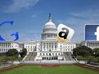Американские интернет-гиганты объединились, чтобы отстаивать общие интересы
