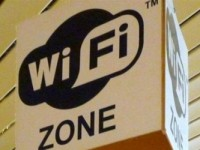 В Киеве заработала первая бесплатная точка Wi-Fi в формате терминала