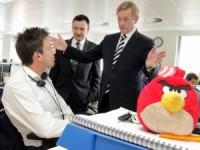 Игра Angry Birds  может сделать вас умнее и продуктивнее в работе