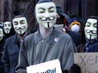 Anonymous vs PayPal: битва продолжается