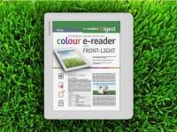 PocketBook анонсировала первый в мире ридер с цветным E-Ink-экраном