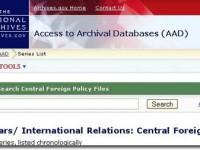 Американский Национальный архив заблокировал запросы по Wikileaks