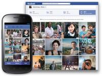 В Facebook появилась синхронизации фотографий с телефона с закрытым разделом