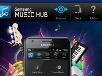 Samsung расширяет «географию» использования музыкального сервиса Music Hub