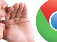 Новая версия Chrome поддерживает голосовое управление веб-приложениями