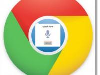 Chrome 25 понимает голосовые команды