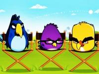 Персонажи Angry Birds стали героями мультфильма