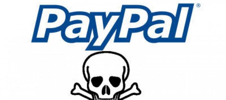 Обнаружен хакерский магазин, торгующий взломанными аккаунтами PayPal