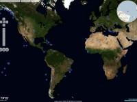 Bing Maps случайно рассекретила базу американских ВВС