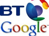 Google отомстил судебными исками British Telecom