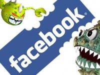 По Facebook «гуляет» троян в видеоролике