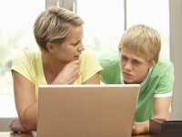 Современные дети проводят за компьютером четверть жизни