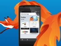 Mozilla представила свою мобильную ОС