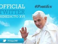 На Twitter-аккаунт Папы Римского подписалось свыше 3 млн. человек